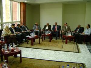 الزياره الميدانية لمركز التحكم بشركة جاسكو بتاريخ 25 مايو 2012