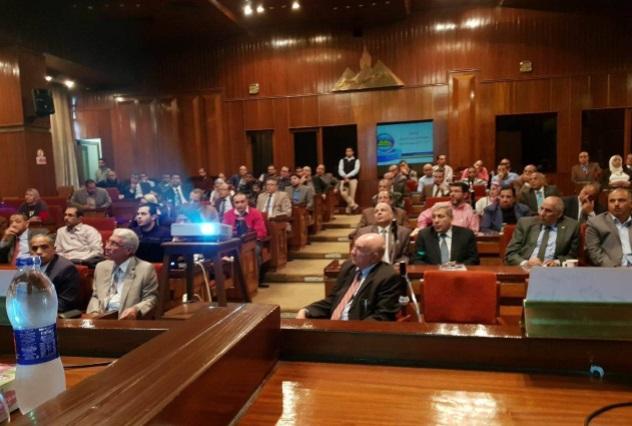 ندوة جمعية البترول المصرية بالاشتراك مع شركة مصرللبترول