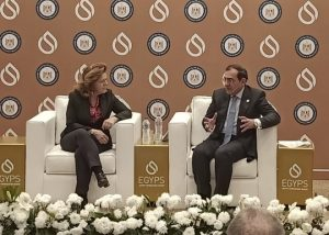 كلمة وزير البترول خلال الجلسة الختامية للجلسات الاستراتيجية لمؤتمر ومعرض ايجيبس 2020