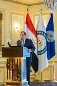 لقاء وزير البترول والثروة المعدنية المهندس طارق الملا بأعضاء جمعية البترول المصرية 2019 /20/1